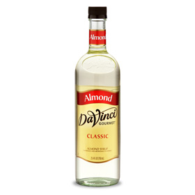 Almond Classic Syrup