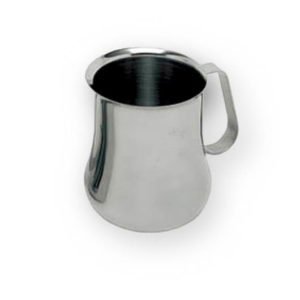 Bell Shaped Frothing Milk Pitcher w-Measuring